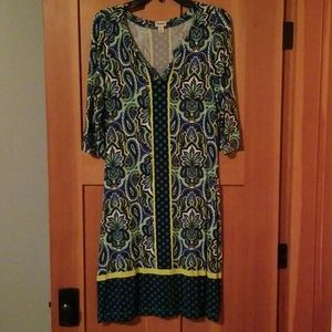 Hatley size medium multicolored dress